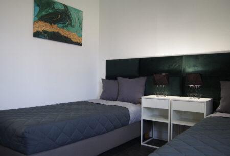 Apartamnety KopeX pokoje dwuosobowe typu DOUBLE